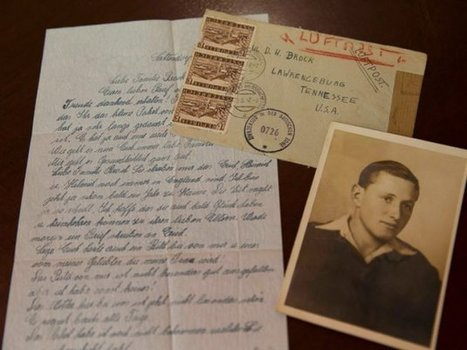 """Letters Found in Cereal Box Show Rare Look at German POWs After WW2 