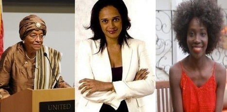 Les 10 femmes les plus puissantes d'Afrique - Économie Africaine | Economie - International - Sciences ... et autres nouvelles s'en approchant ;-) | Scoop.it