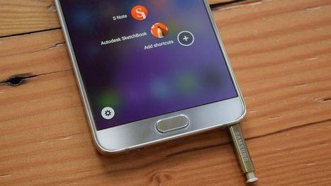 Galaxy Note 7: c'est officiel, il sera bien présenté le 2 août à New York | Téléphone Mobile actus, web 2.0, PC Mac, et geek news | Scoop.it