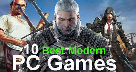 Top 10 New Pc Games List Modern PC 2019