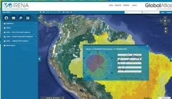 First-of-its-kind Global Atlas for renewables debuts - Renewable Energy Magazine, at the heart of clean energy journalism | Yan's Earth | Scoop.it