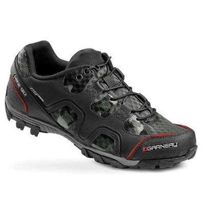 fe115f48ef8 Louis Garneau Men s Escape MTB Urban Cycling Shoes Black-45
