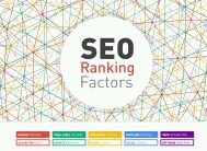 Top 200 Most Important SEO Ranking Factors [Infographic] | Web Marketing Turistico | Scoop.it