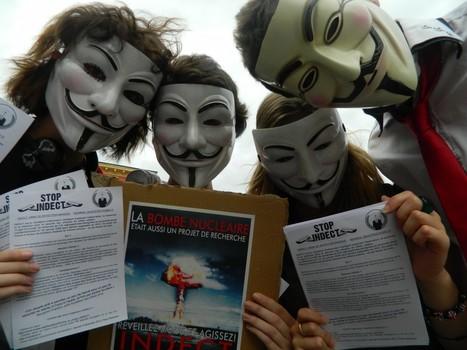 #OpBigBrother Protestation mondiale 08/12/2012 | Libertés Numériques | Scoop.it