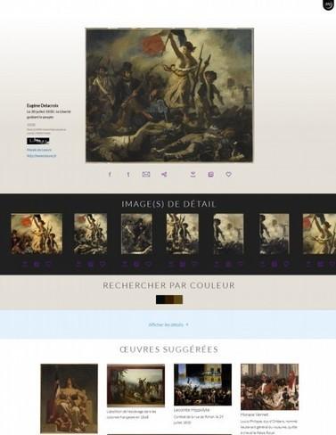 Le site Images d'art et ses 500 000 images d'oeuvres inauguré par la ministre Fleur Pellerin | Vivre le numérique | Scoop.it