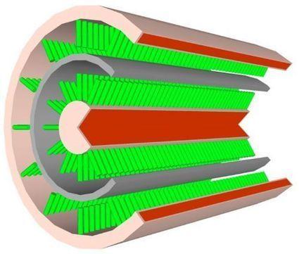 Une batterie intégrée dans un câble flexible | Quantum Quantique | Scoop.it