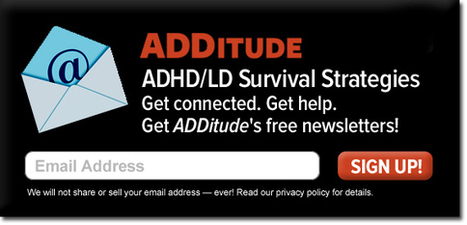 Do I Have ADD? An ADHD Test for Adults | Dyslexia, Dyspraxia, ADD, ADHD, LD, Autism (etc. conspiracy labels out there)  Education Tools & Info | Scoop.it