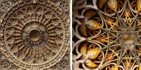 New Intricate Laser Cut Paper Art by Eric Standley | 16s3d: Bestioles, opinions & pétitions | Scoop.it