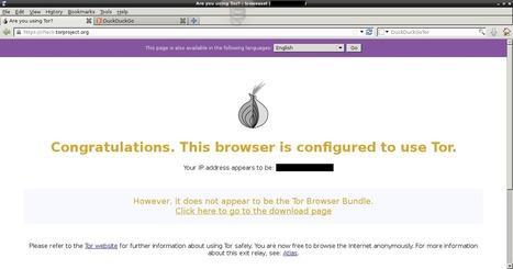 Playing with Docker : building a Tor box &mdash