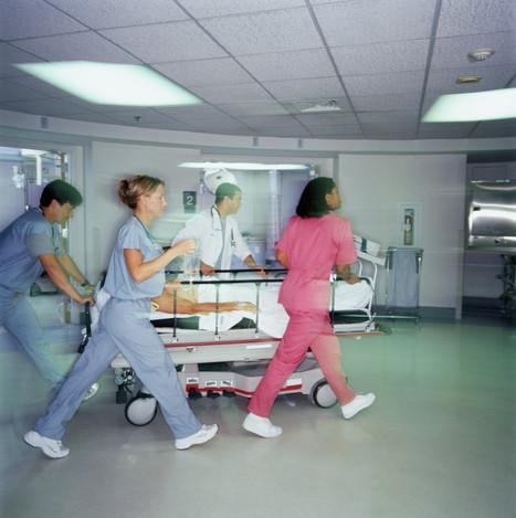 blood and emergency room nurse