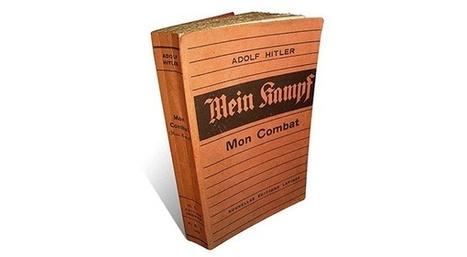 «Mein Kampf» dans le domaine public en 2016: que va-t-il se ... - Slate   Propriété intellectuelle et Droit d'auteur   Scoop.it