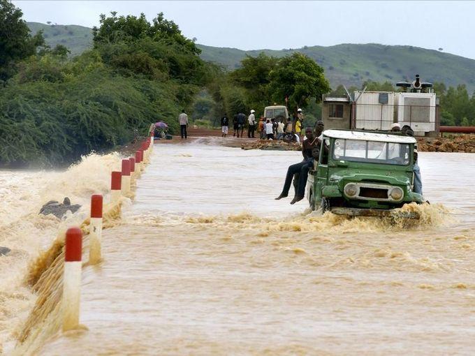 Le réchauffement climatique pourra entraîner des pluies diluviennes sur le Sahel