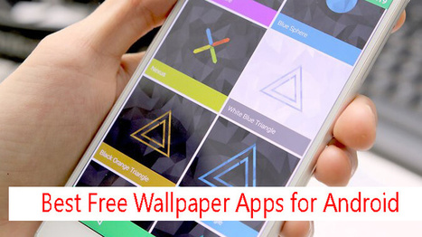9 Best Free Wallpaper Apps For Android 2016 A