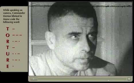 """Vietnam War Hero who blinked """"torture"""" in Morse code dies   Teachers Toolbox   Scoop.it"""