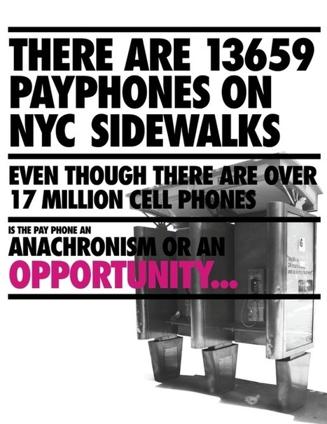 How New York Pay Phones Became Guerrilla Libraries | bibliotheques, de l'air | Scoop.it