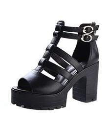 V-Luxury Womens 12-BRANDY01 Peep Toe High Heel Platform Ankle Bootie Pumps