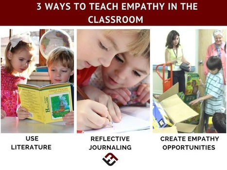 (Teaching Empathy): A Quick-Guide To Teaching Empathy In The Classroom | Empathy and Compassion | Scoop.it