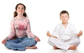 Meditation for Children - Sarah Wood Vallely | What You Resist Persists | Scoop.it