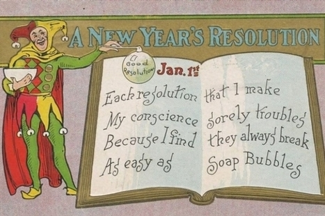 Why We Think We Can Keep Those New Year's Resolutions | Psicología Positiva, Felicidad y Bienestar. Positive Psychology,Happiness & Wellbeing | Scoop.it