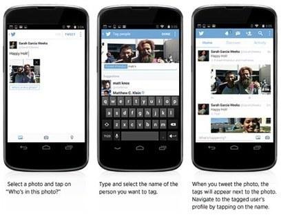 Twitter Photo Tagging: This Week in Social Media     Digital-News on Scoop.it today   Scoop.it
