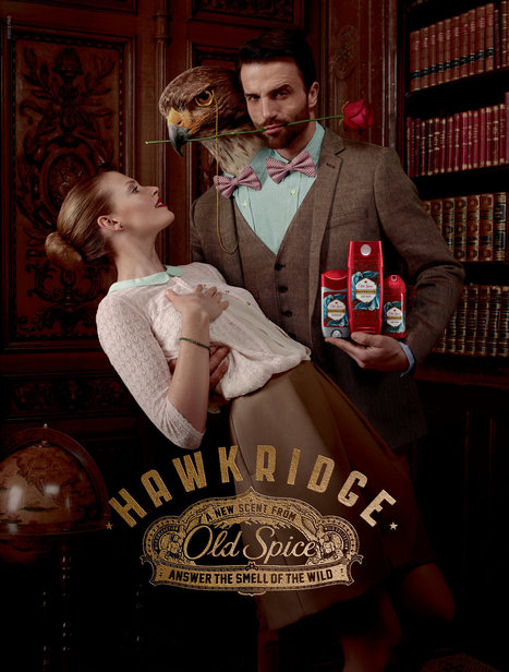 Old Spice's Wild Collection Introduces New Scents | Marketing in Motion | Scoop.it