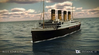 Titanic II Interior Plans Revealed | It's Show Prep for Radio | Scoop.it