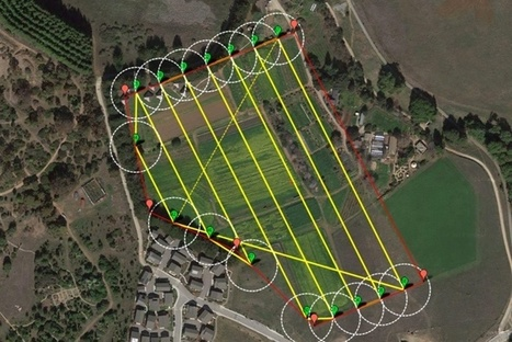 Cómo usar Google Earth para agricultura y gratis! | Agroindustria Sostenible | Scoop.it