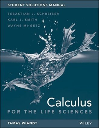 calculus for the life sciences greenwell solutions pdf.zip