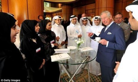 Prince Charles having Arabic lessons for six months so he can read the Koran   Restore America   Scoop.it