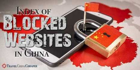 What Websites & Apps are Blocked in China?