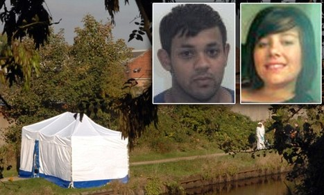White teenage mother stabbed to death and dumped in canal 'after her married Asian lover rejected her child' | Global politics | Scoop.it