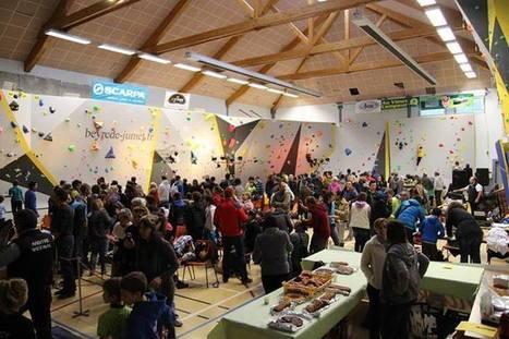 Retour sur la compétition de bloc du 10 novembre -  Beyrède Escalade Montagne | Facebook | Vallée d'Aure - Pyrénées | Scoop.it