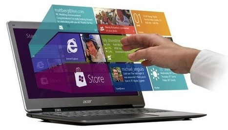 Elliptic Labs : Une nouvelle interface gestuelle pour Windows 8 | PixelsTrade Blog | Business Apps : Applications in-house | Scoop.it