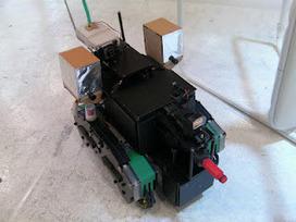 BIPED ROBOT NEWS JAPAN: The 10th Robot Survival Game at Mokei-juku, Tokyo (Feb.26, 2012) | hobby robotics | Scoop.it