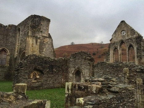 Ruins of the Valle Crucis Abbey in North Wales  by Rob Lloyd | Modern Ruins | Scoop.it