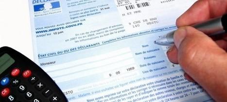 Impôts : Déclaration de revenus sur internet obligatoire - WebLife | Vivre le numérique | Scoop.it