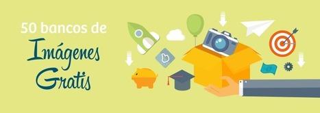 Los 50 mejores bancos de imágenes, fotos e iconos GRATIS | Teaching and learning online. | Scoop.it