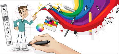 PSD Coach | 3D Multiple,Cel Text // Ripple Effect l Tutorial | Digital photography and 3d tutorials | Scoop.it