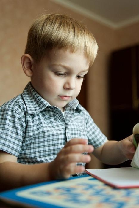Word Families Flip Chart - Kids Activities Blog | Education, teaching, ideas | Scoop.it