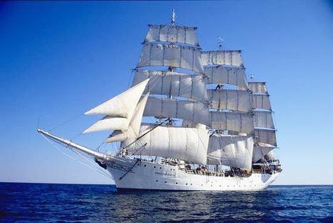 Le chant de marins est une chanson entonnée par les marins à bord des bateaux naviguant sur la mer... c'est sûr   Cré Tonnerre   Scoop.it