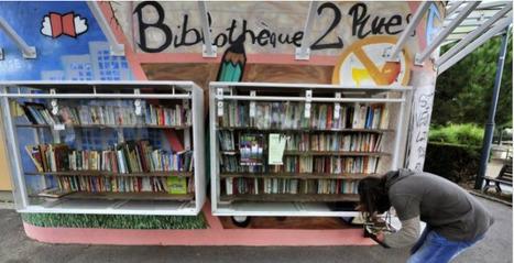 Les Livres des Rues {blog] | bibliotheques, de l'air | Scoop.it