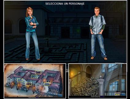Un juego virtual 'serio' evalúa las competencias | Teachelearner | Scoop.it