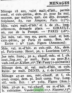 La Gazette des Ancêtres: Comment effectuer une recherche dans Gallica | Rhit Genealogie | Scoop.it