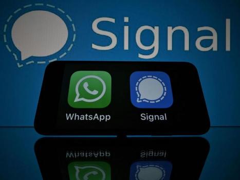 Vie privée: le désamour envers WhatsApp profite à Signal ...