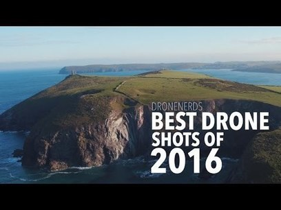 DroneNerds: The Best Drone Shots of 2016 | qrcodes et R.A. | Scoop.it
