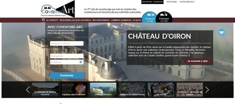 Le Centre des Monuments Nationaux, nouveau partenaire de covoiture-art avec quatre de ses monuments | Art contemporain et culture | Scoop.it