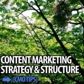 "CONTENT - Building ""Content Trees"" in Your Content Strategy [CMO tip] 