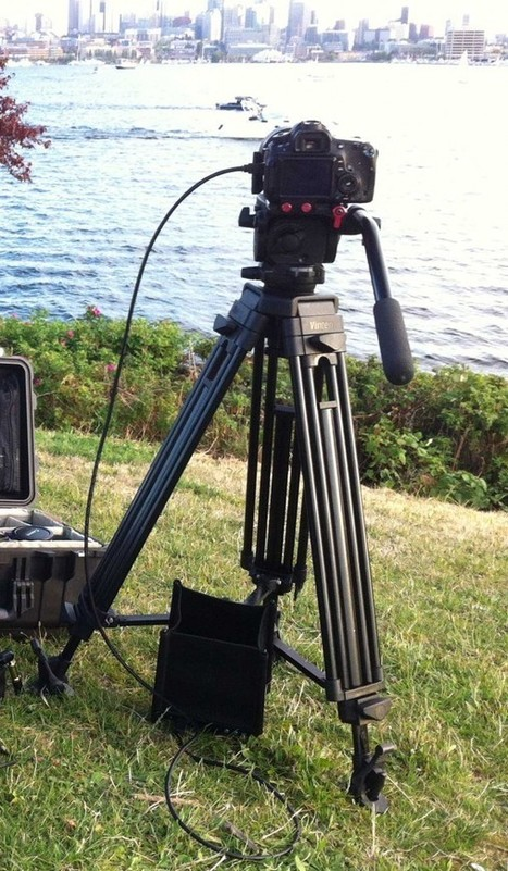 5 dslr rigging tips for smoother video shooting with a tripod and monitor | Dan McComb | DSLR video and Photography | Scoop.it