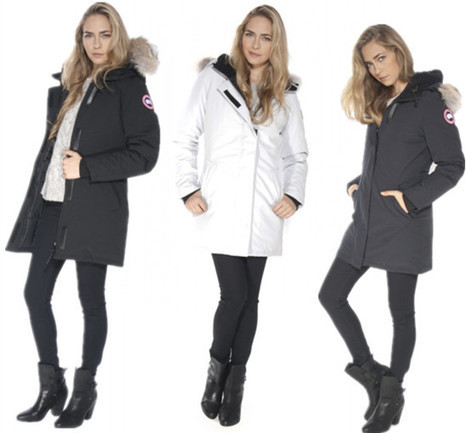 Which Colors Suit You Best from Canada Goose Women's Victoria Parka