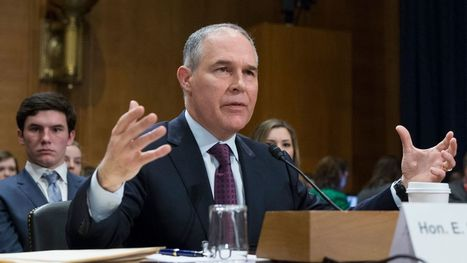 Trump's EPA pick casts doubt on California's power to regulate auto emissions | Ethics? Rules? Cheating? | Scoop.it